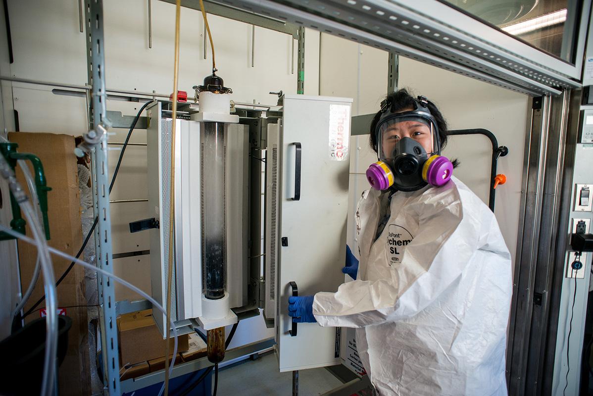Hazardous Materials Exposure Control