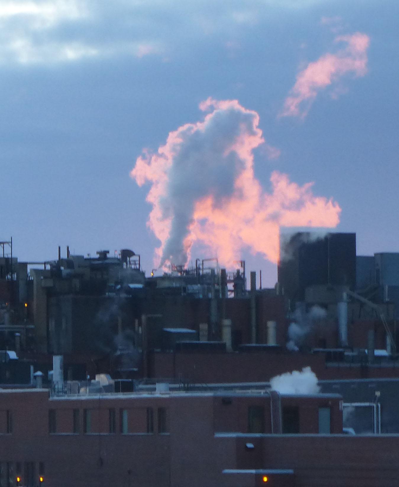 Hazardous materials in factories