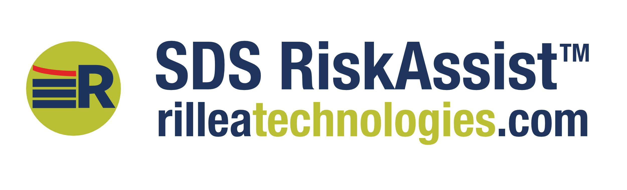 SDS RiskAssist™ Logo & Wordmark