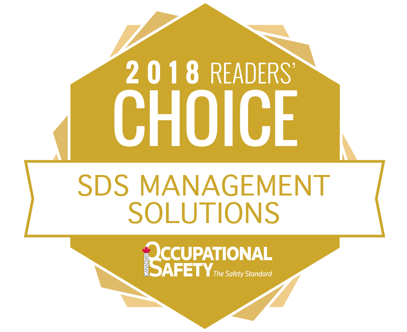 COS Readers Choice Award