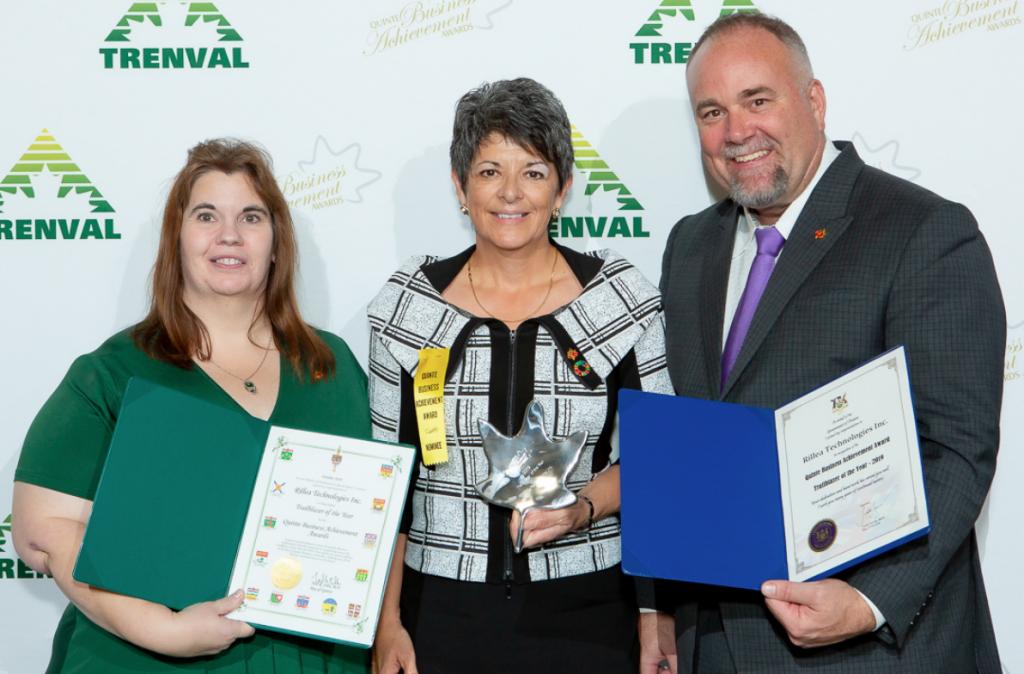 Quinte Trailblazer Award
