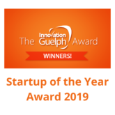 Innovation Guelph Start Up Of The Year 2019