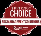 2019 COS Mag Award Winner's Badge SDS Management Solutions