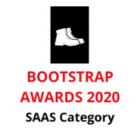 Ottawa Bootstrap Award 2020