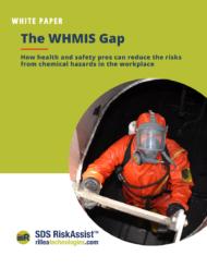 White Paper The WHMIS Gap