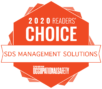 COS Magazine Readers' Choice 2020 Award